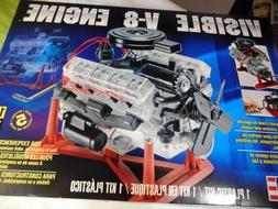 Revell 1:4 Visible V8 Engine Plastic Model Kit. New