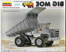 1:40 Lindberg - BIG MOE Dump Truck - 1981 Vintage Snap Plast
