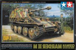 1/48 Tamiya 32568 - German WWII Tank Destroyer Marder III M