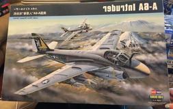 Hobby Boss 1/48 81708 A-6A Intruder model kit ◆Parts are s