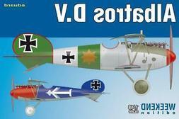 Eduard 1:48 Albatros D.V Plastic Model Kit #8408