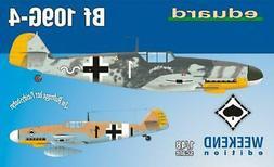 Eduard 1:48 Bf-109 G-4 Plastic Model Kit #84149