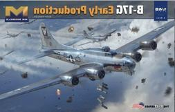 HK Models 1/48 Boeing B-17G Early Production - Flying Fortre