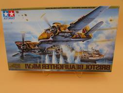 1/48 TAMIYA BRISTOL BEAUFIGHTER Mk.VI Fighter Plane Model Ki