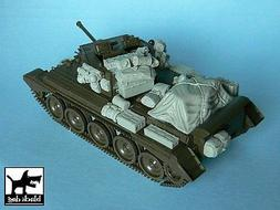 Black Dog 1/48 British Cromwell Tank Accessories Set  T48002