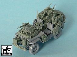 1 48 british sas jeep north africa
