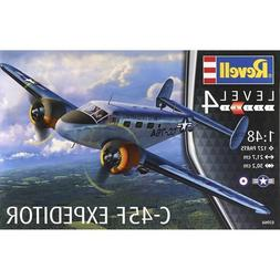 Revell 1/48 C-45F Expeditor Plastic Model Kit 03966 RVL03966