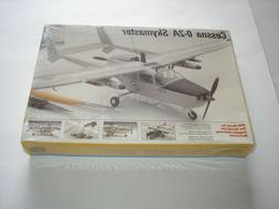 1/48 Testors Cessna 0-2A Skymaster - Factory Sealed - Kit #