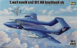 Trumpeter 1:48 De Havilland DH.110 Sea Vixen Faw.2 Plastic M