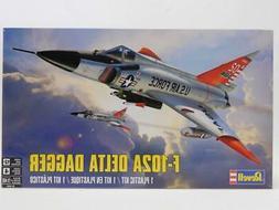 1/48 Revell F-102A Delta Dagger Jet Plastic Model Kit Factor