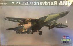 Hobby Boss 1:48 F-111 A Aardvark Plastic Aircraft Model Kit
