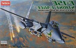 Academy 1:48 F-15 E Strike Eagle Plastic Aircraft Model Kit