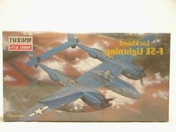 1/48 Minicraft F-5E Lightning Photo Recon Plastic Scale Mode