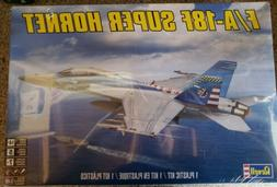 1/48 Revell F/A-18F Super Hornet Kit#85-5532 - Skill Level 5