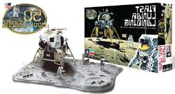 Monogram 1/48 First Lunar Landing Apollo 11 Astronauts On Th
