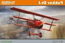 Eduard 1:48 Fokker Dr.I Profipack Edition Plastic Model Kit
