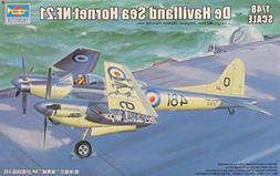 Trumpeter 1:48 De Havilland Sea Hornet NF.21 Plastic Aircraf