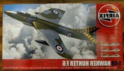 Airfix 1:48 Hawker Hunter F6 Plastic Model Kit 09185 ARX0918