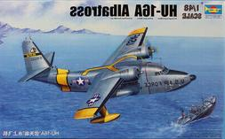 Trumpeter 1:48 HU-16A Albatross Flying Boat Plastic Model Ki
