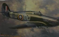 1/48 HASEGAWA HURRICANE Mk.IIC Royal Air Force Fighter Model