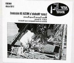 New Ware 1/48 Lunar Module's MESA H mission Apollo 11 - 14 -