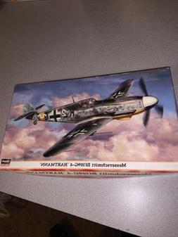 Hasegawa 1/48 Messerschmitt Bf109G-4 Hartmann plastic model