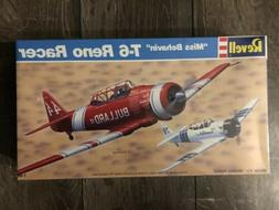 "Revell 1:48 ""Miss Behavin"" T-6 Reno Racer Model Airplane Kit"