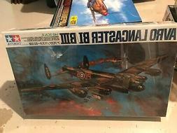 Tamiya 1/48 Model Airplane Kit Avro Lancaster BI/BIII 6420 N