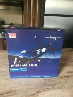Hobbymaster 1/48 P-51D Mustang Little Freddie Italy Ha7718 N