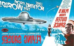 Polar Lights 1/48 Plan 9 From Outer Space Flying Saucer PLL9