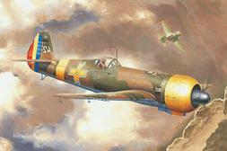 HOBBYBOSS 1/48 ROMANIAN IAR-80 WWII FIGHTER