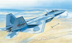 Italeri 1/48 Scale F-22 Raptor Plastic Model Kit 0850 ITA085