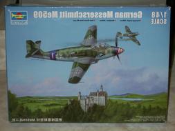 Trumpeter 1/48 Scale German Messerschmitt Me 509