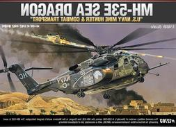 ACADEMY 1/48 scale model kit 1/48 MH-53E SEA DRAGON 12703