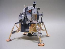 1:48 Scale NASA Moon Spaceflight Apollo 11 DIY Handcraft Pap