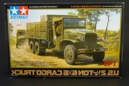TAMIYA 1:48 Scale, US 2 1/2 Ton 6x6 Cargo Truck , Model #325