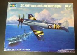Trumpeter 1/48 Supermarine Seafang F.MK.32 Plastic Model Kit