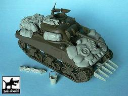 Black Dog 1/48 US M4 Sherman  Tank Accessories WWII  T48003
