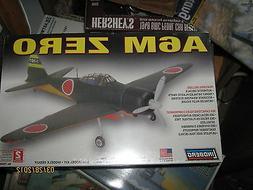 LINDBERG 1:48 WWII JAPANESE A6M ZERO  FIGHTER PLANE PLASTIC