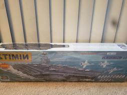 1/500 Trumpeter Nimitz Model USA Aircraft Carrier CVN - 68 S