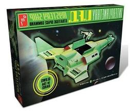 AMT 1:500 Scale Interplanetary UFO Mystery Ship Model Kit Gl