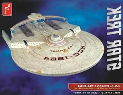 AMT 1/537 Scale Star Trek USS Reliant Plastic Model Kit AMT1
