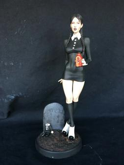 1/6 Resin Model Kit, Sexy action figure grown Wednesday Merl