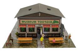 1/48 Bigfoot Museum Model Build Kit, Bigfoot Memorabilia, Sa