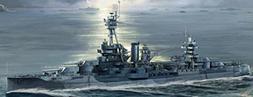 1/700 Trumpeter Uss New York Bb34 Battleship Plastic Model K