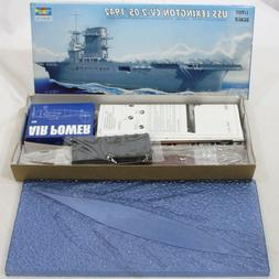 Trumpeter 1/700 USS Lexington CV2 Aircraft Carrier May 1942