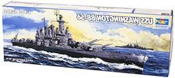 Trumpeter 1/700 USS Washington BB56 Battleship Model Kit
