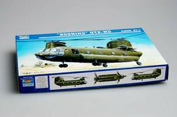 Trumpeter 1/72 01622 CH-47D Chinook Helicopter Model Kit