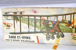 1/72-AIRFIX 590 HP Handley Page 0-400 Series 5 Plastic Model