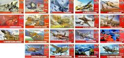 1 72 aircraft military planes new plastic